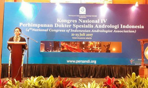 Kongres Nasional IV  Perhimpunan Dokter Spesialis Andrologi Indonesia (PERSANDI)  (4th National Congress of Indonesian Andrologist Association)