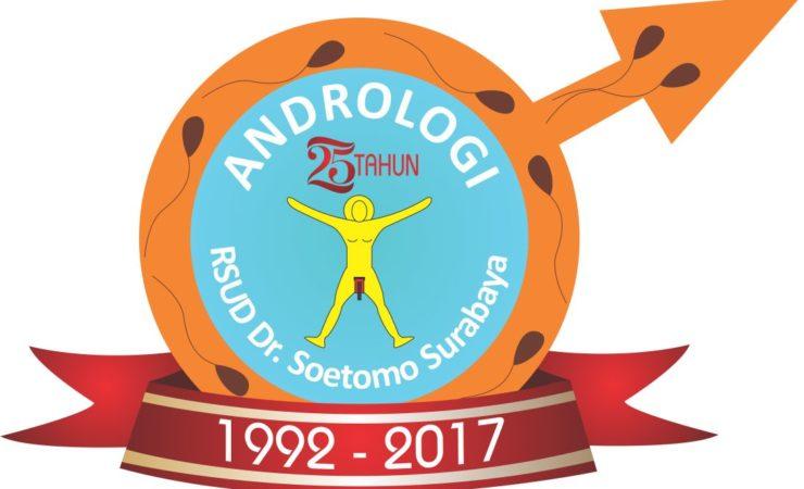 Logo Pin Hut Ke Klinik Andrologi Rumah Sakit Dr Soetomo Surabaya