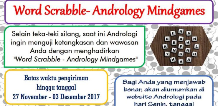 Word Scrabble – Andrology Mindgames