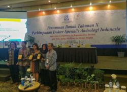 Juara Free Paper PIT Persandi X