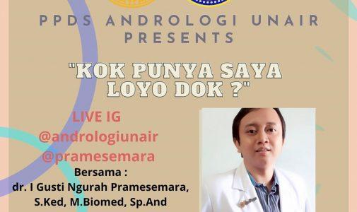 (VIDEO) Kok Punya Saya Loyo, Dok?